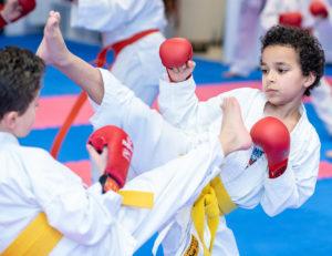 TuS Huchting Bremen Judo Kid