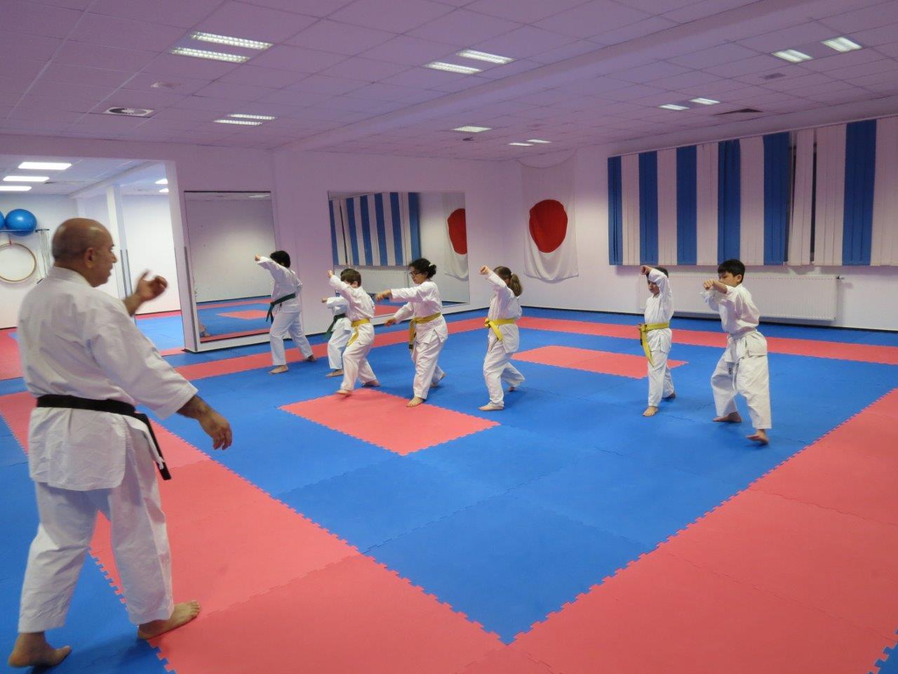 2019_Karate Training TuS Huchting (4)
