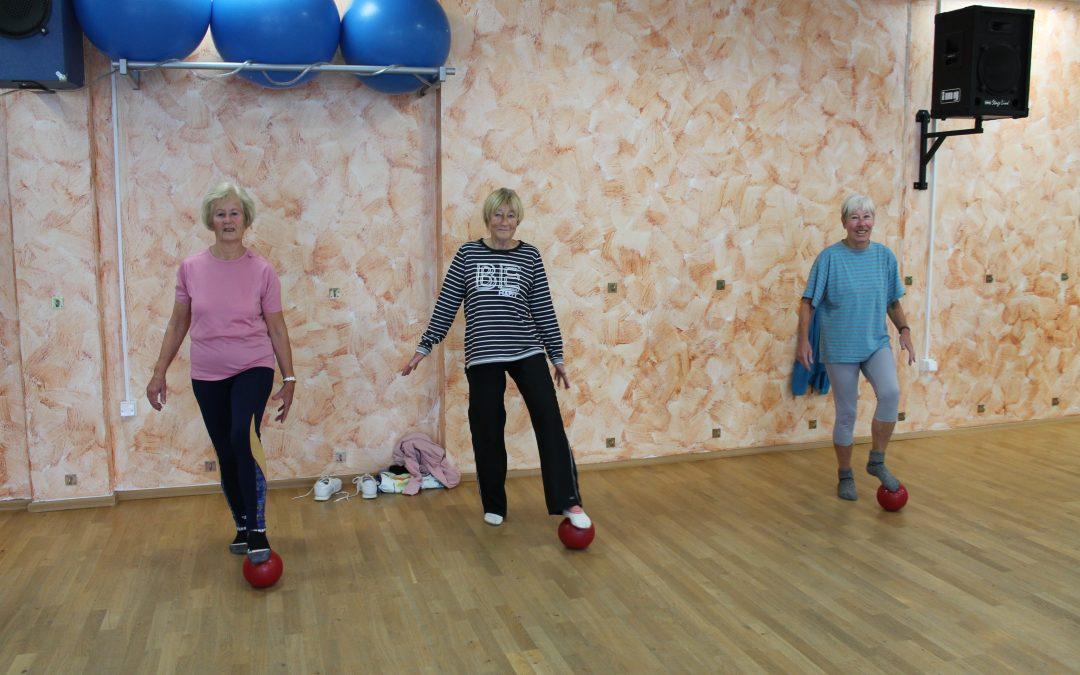 Reha-Sport Neurologie – neue Gruppe beim TuS Huchting!