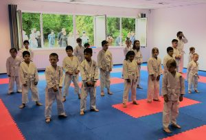Karateprüfung 2021